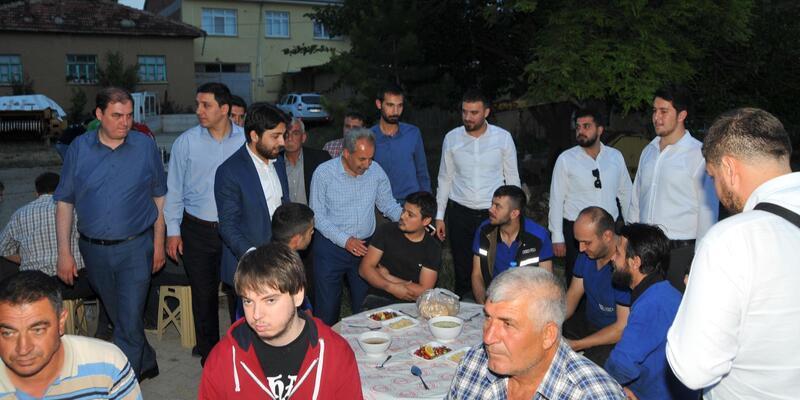 Akşehir'de ramazan bereketi mahalle iftarları ile sürüyor