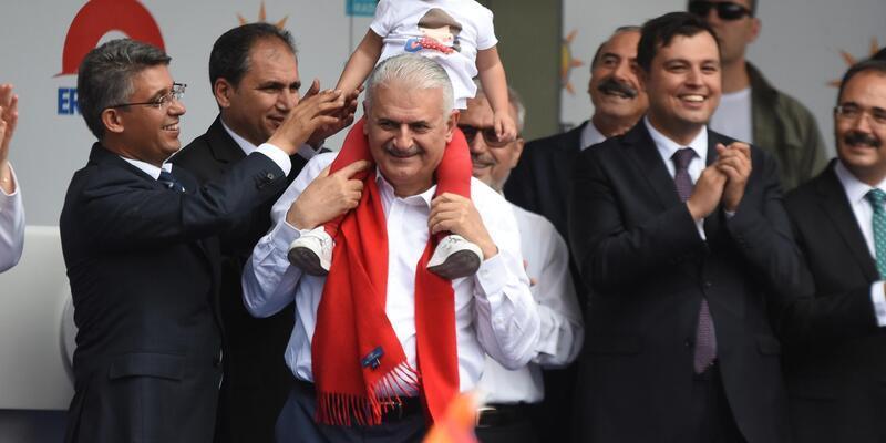 Başbakan Yıldırım: Kandil'deki inlerini başlarına geçireceğiz