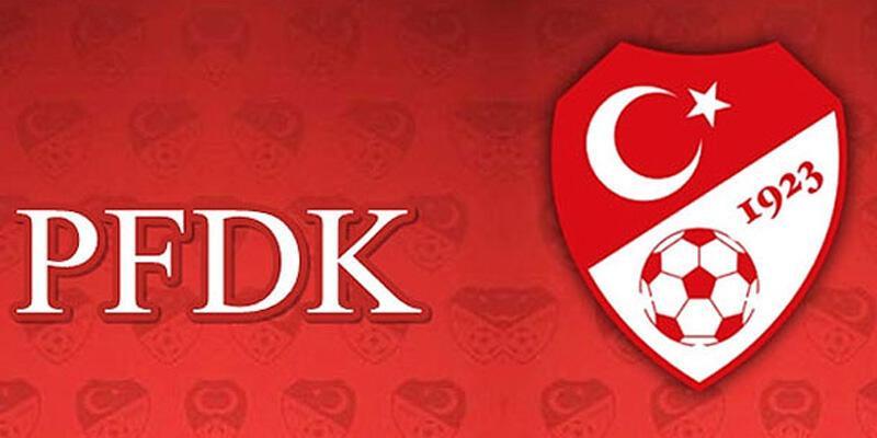 Tüm Süper Lig kulüpleri PFDK'ya sevkedildi