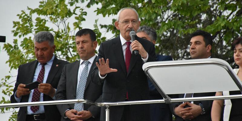Kılıçdardoğlu: Siyasette ufku dolanlar, ülkeyi sağlıklı yönetemezler (4)