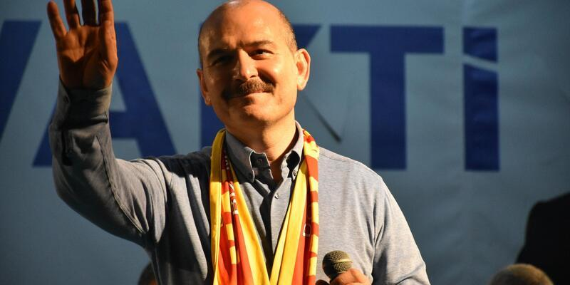 Bakan Soylu: PKK'yı sıçan gibi dağlara kaçırdık