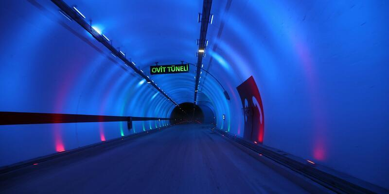 138 yıllık hayal gerçekleşiyor, Türkiye'nin en uzun tüneli açılıyor