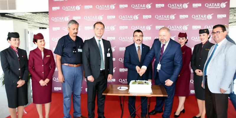 Katar'dan Bodrum- Milas'a, uçak seferleri başladı