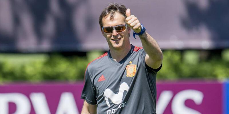 Real Madrid'in yeni hocası Julen Lopetegui
