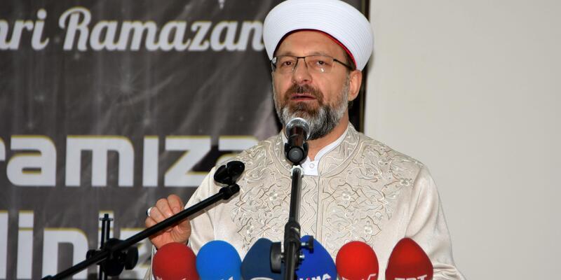 Diyanet İşleri Başkanı Erbaş, Van'da (2)