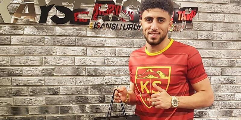 Süper Lig'in en hızlısı Kayserispor