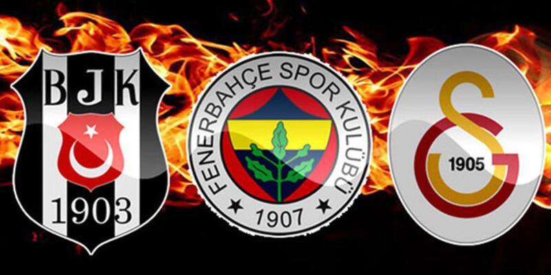 Beşiktaş, Fenerbahçe ve Galatasaray'ın merakla beklediği düzenleme yapıldı