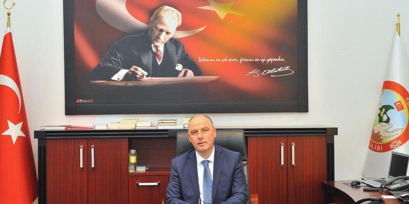 Vali Coşkun, Jandarma teşkilatının kuruluş yıl dönümünü kutladı