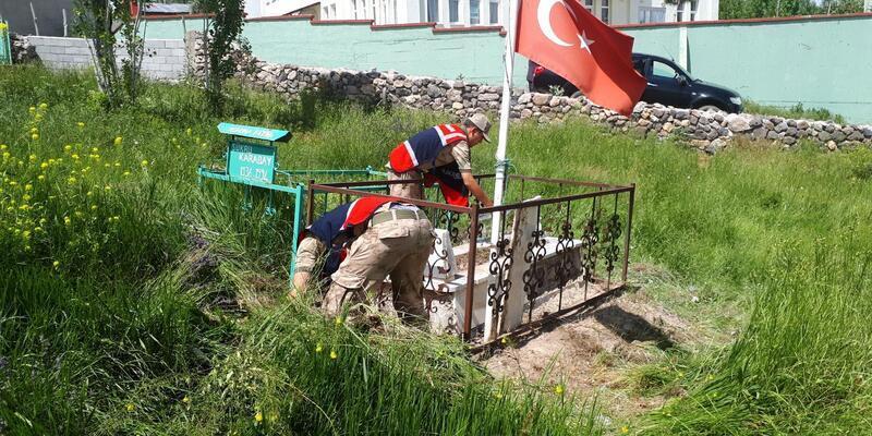 Muradiye ilçe Jandarma Komutanlığı 179. yılı etkinliği