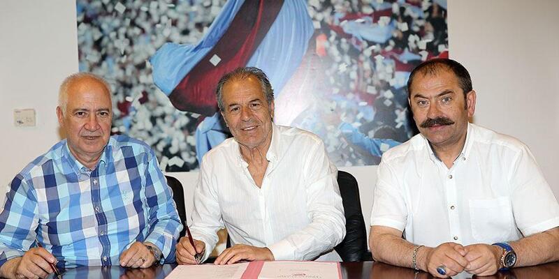Trabzonspor'da Ali Kemal Denizci, yönetim danışmanı görevine getirildi