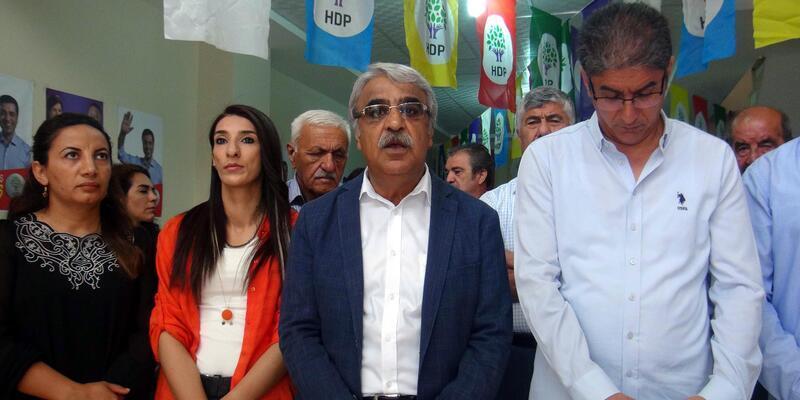 HDP'li Sancar'dan 'provokasyon' uyarısı