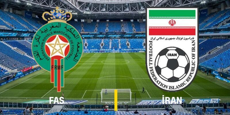 Canlı: Fas-İran maçı izle | TRT 1 canlı yayın (2018 Dünya Kupası)