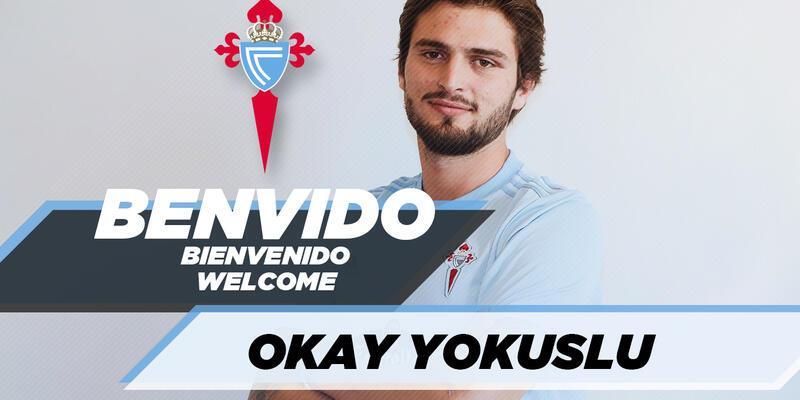 Okay Yokuşlu resmen Celta Vigo'da