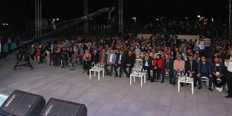Kayseri'de Ramazan etkinlikleri 550 bin kişiye ulaştı