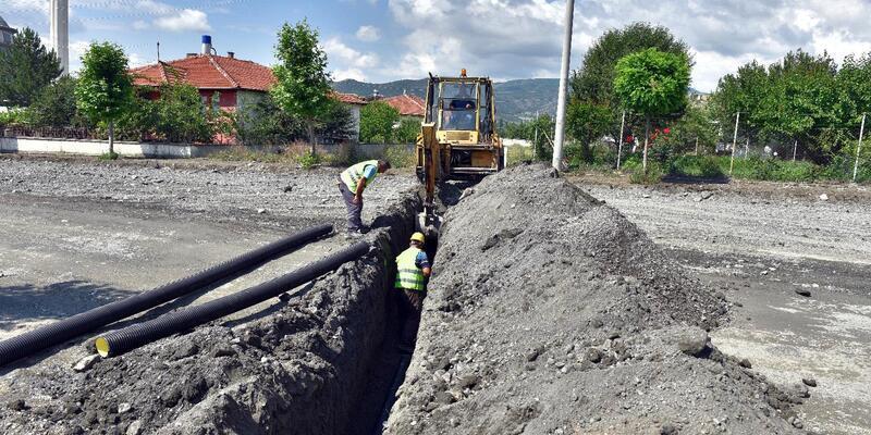Başkan Bekler: Turhal'da altyapı sorunu tarih oldu
