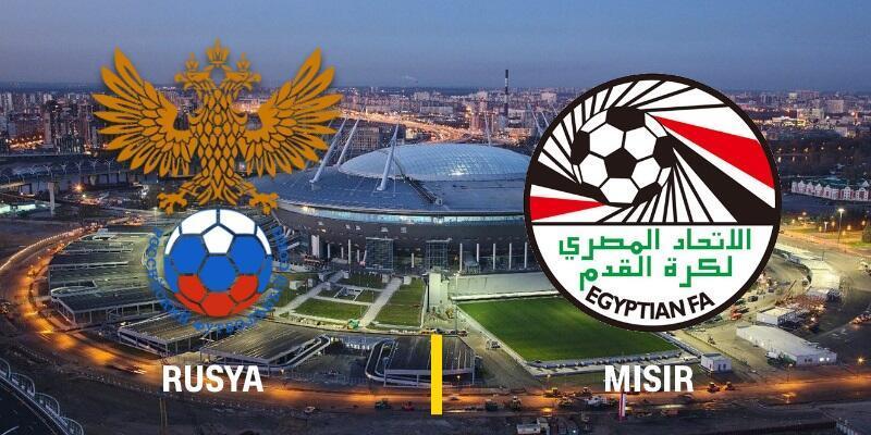 Canlı: Rusya-Mısır maçı izle | TRT 1 canlı yayın (2018 Dünya Kupası)