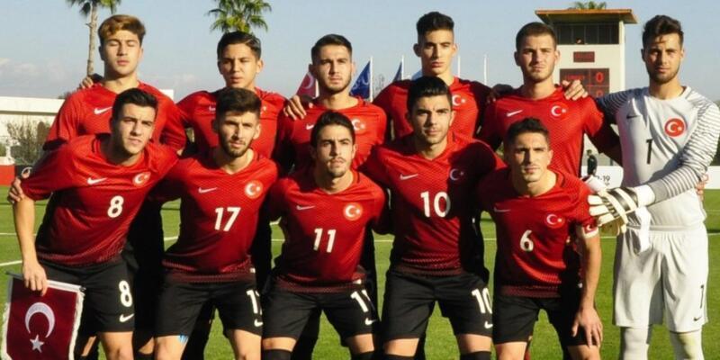 Türkiye U19 Milli Takım kadrosu açıklandı