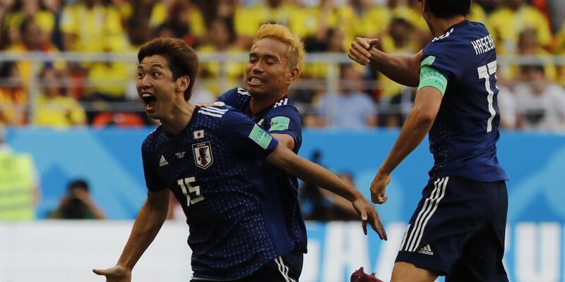 Kolombiya 1-2 Japonya / Maç Özeti