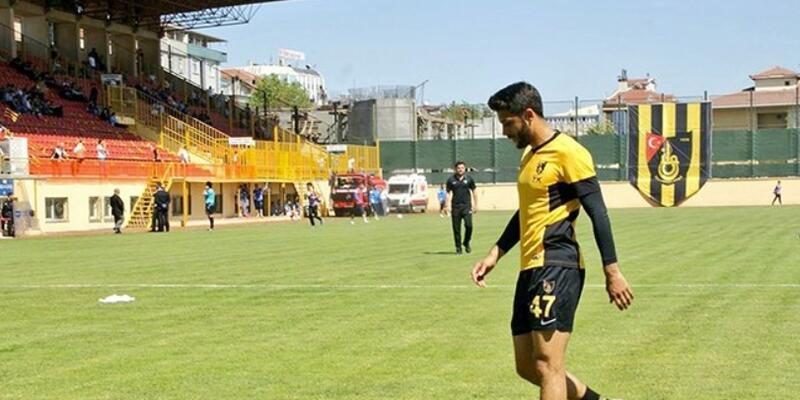Yalçın Kılınç İstanbulspor'dan ayrıldı
