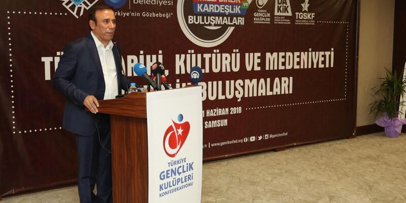 Canik, Türkiye'nin gençlerini ağırladı