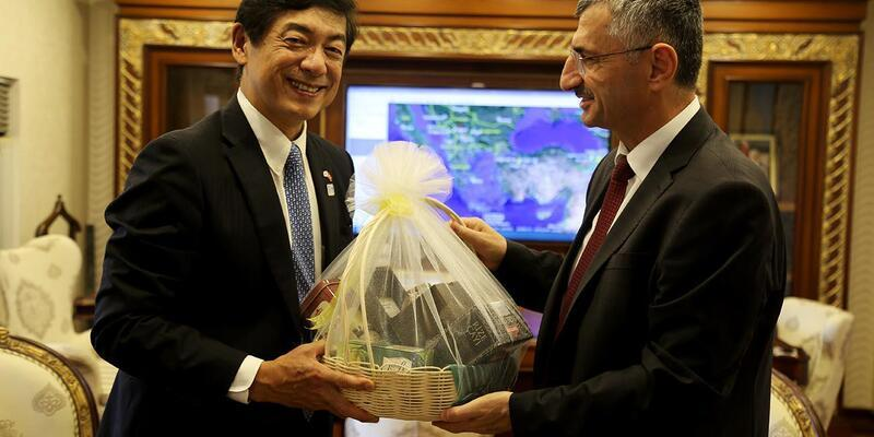 Japon heyet: Rize çayı ülkemizde sevilen marka