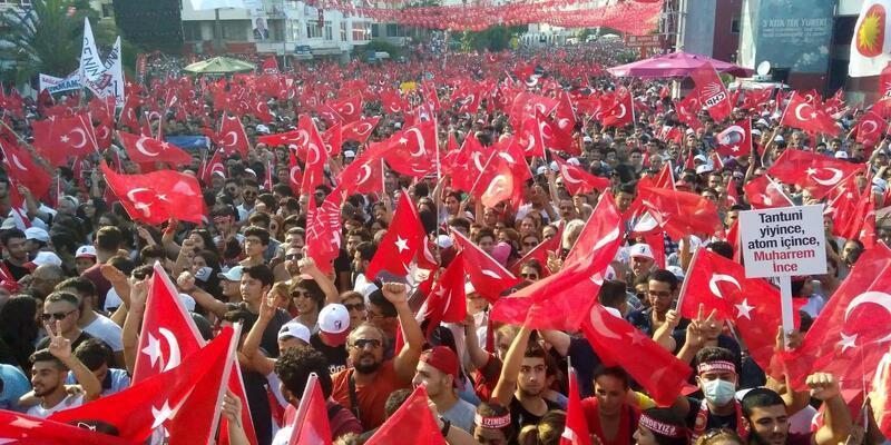 İnce: PKK, IŞİD, FETÖ gibi terör örgütleriyle amansız mücadele edeceğiz (2)