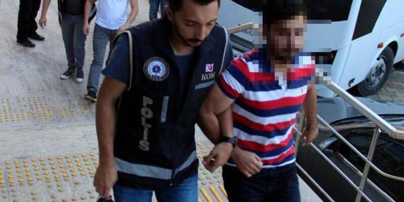 Zonguldak'ta FETÖ şüphelisi 11 asker adliyede