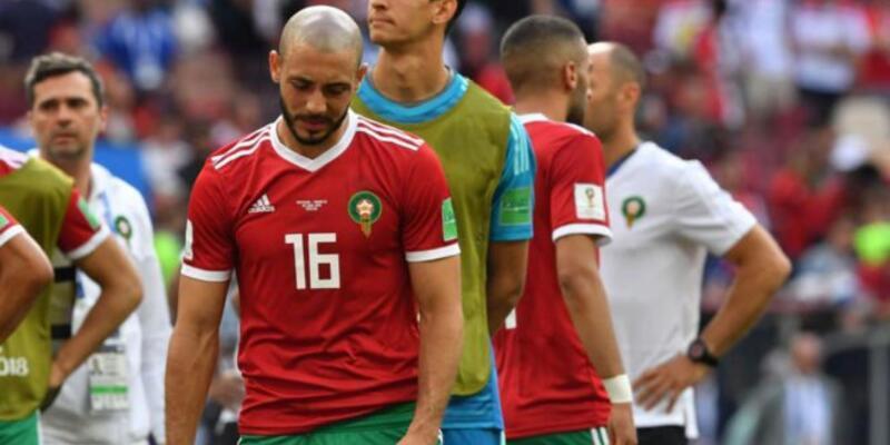 Portekiz-Fas maçının hakemi Ronaldo'dan forma istedi mi?
