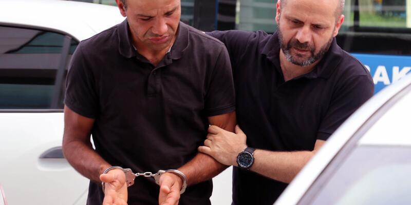 Uyuşturucudan hapis cezası bulunan 2 kişi, yakalandı