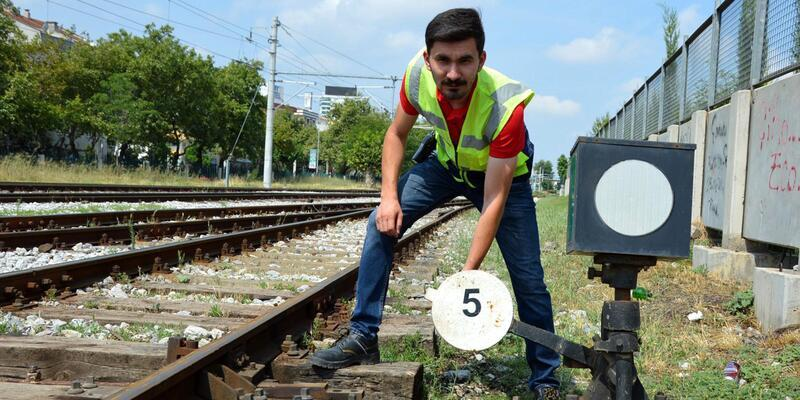 Demiryolu işçisinin müzik aşkı