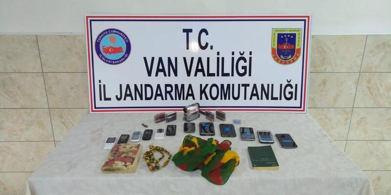 Van'da jandarmadan seçimler öncesi terör operasyonu: 16 gözaltı