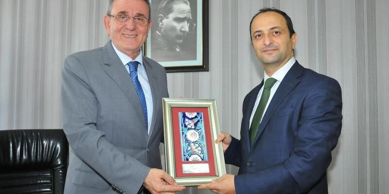 Gelir İdaresi Başkan Yardımcısından TSO'ya ziyaret