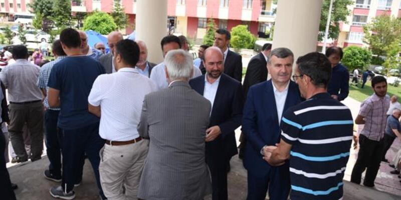 Başkan Pekyatırmacı, Cuma buluşmalarında vatandaşlarla bir araya geldi