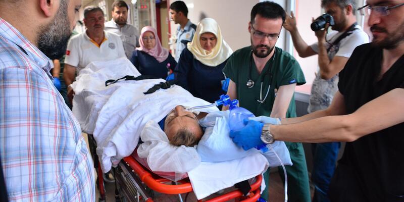 Tokat'ta iki aile arasında silahlı kavga: 3 yaralı