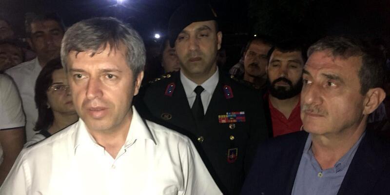 Zonguldak'ta maden ocağında göçük: 2 işçi mahsur (3)