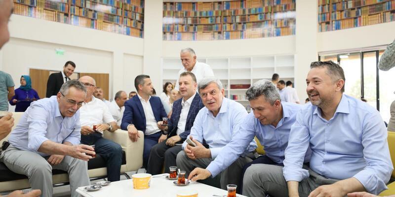 Kandıra'da Millet Kıraathanesi açıldı