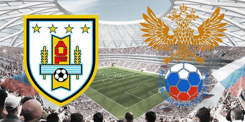 Uruguay-Rusya maçı izle | TRT 1 canlı yayın (Dünya Kupası)