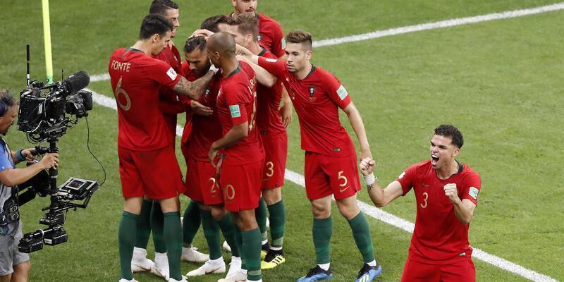 İran 1-1 Portekiz / Maç Özeti