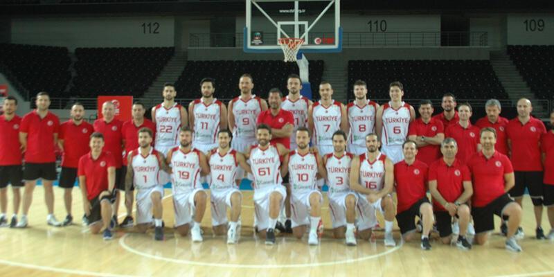 A Milli Basketbol Takımı, Dünya Kupası eleme maçlarına hazır