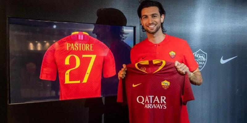 Javier Pastore, Cengiz Ünderli Roma'ya gitti