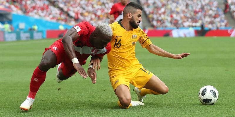 Avustralya 0-2 Peru / Maç Özeti