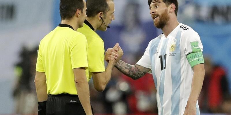 Nijerya 1-2 Arjantin / Maç Özeti
