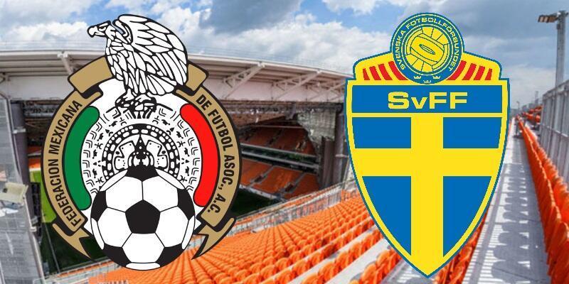 Meksika-İsveç maçı izle   TRT Spor canlı yayın (Dünya Kupası)