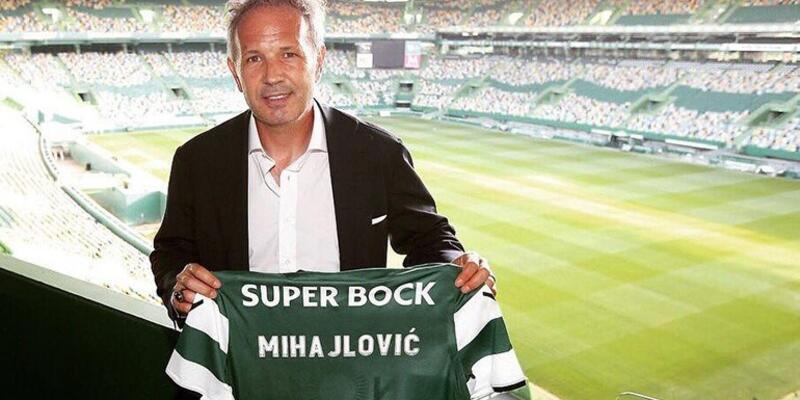 Sporting Lizbon yeni teknik direktörünü imzası kurumadan kovuyor
