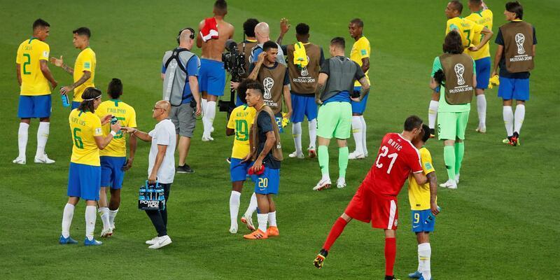 Sırbistan 0-2 Brezilya / Maç Özeti