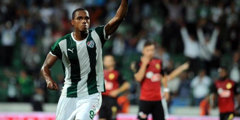 Faty'den Bursaspor'a duygusal veda
