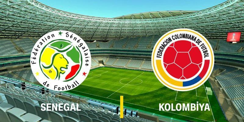 Senegal-Kolombiya maçı hangi kanalda, ne zaman, saat kaçta? (Dünya Kupası)
