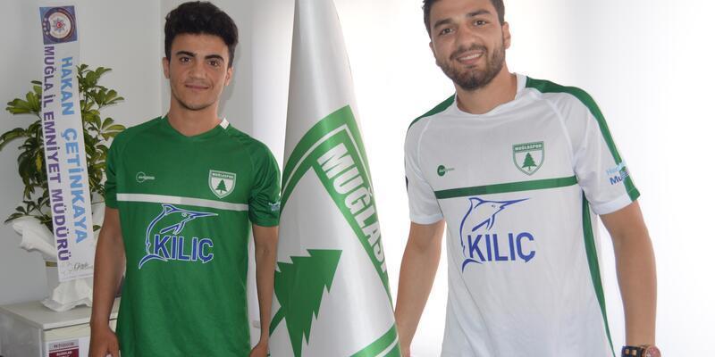 Muğlaspor'da transfer sürüyor