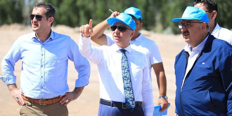 Başkan Çolakbayrakdar, Ahievran mahallesinde inceleme yaptı