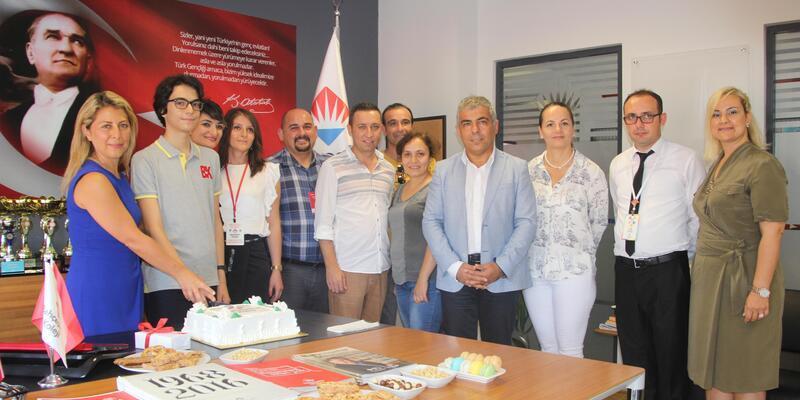 Bahçeşehir Koleji'nde LGS birinciliği sevinci